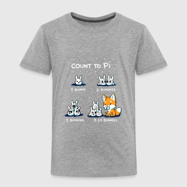 Count To Pi - Toddler Premium T-Shirt