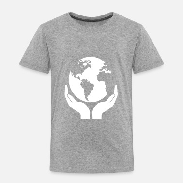 Eco eco world - Toddler Premium T-Shirt