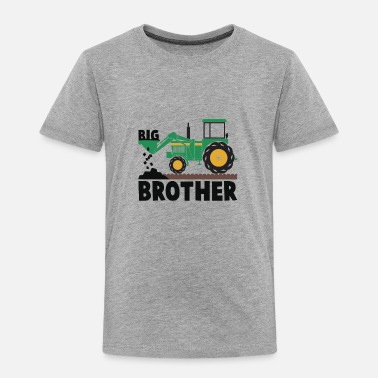 Brother BIG BROTHER - Toddler Premium T-Shirt
