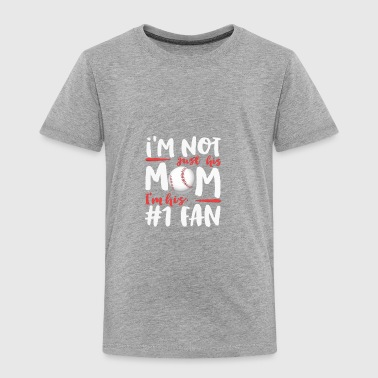 baseball fan - Toddler Premium T-Shirt