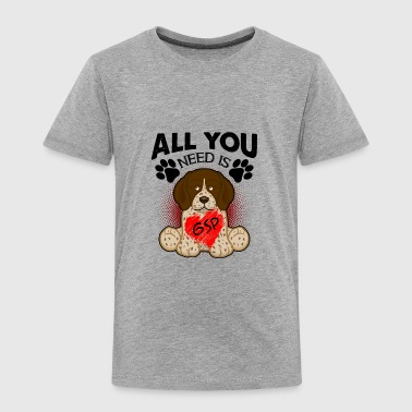 German Shorthaired Pointer Shirt - Toddler Premium T-Shirt