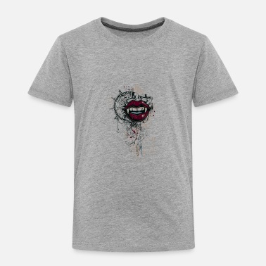 Mouth MOUTH - Toddler Premium T-Shirt