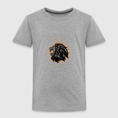 Lion Roar Wild Shirts & Gifts - Toddler Premium T-Shirt