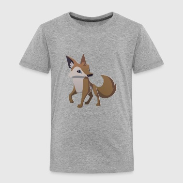 Coyote Coyote - Toddler Premium T-Shirt