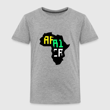 AFRICA - Toddler Premium T-Shirt