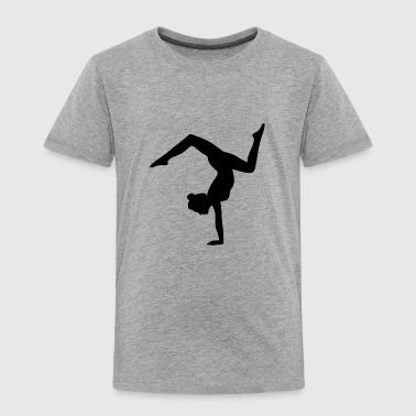 acrobat - Toddler Premium T-Shirt