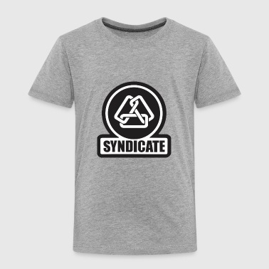 Syndicate - Toddler Premium T-Shirt