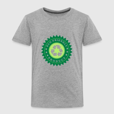 eco friendly product - Toddler Premium T-Shirt