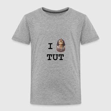 I Heart Tut - Toddler Premium T-Shirt