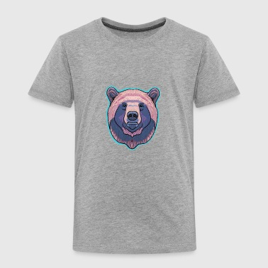 Fat Care Bear - Toddler Premium T-Shirt