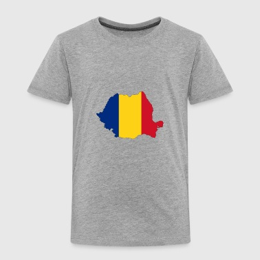 romania - Toddler Premium T-Shirt