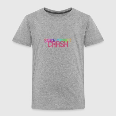 Stockmarket Crash Stocks Financial Crisis Crash - Toddler Premium T-Shirt