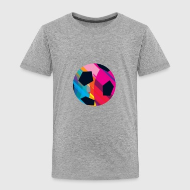 Kicker World Cup Ball - Toddler Premium T-Shirt