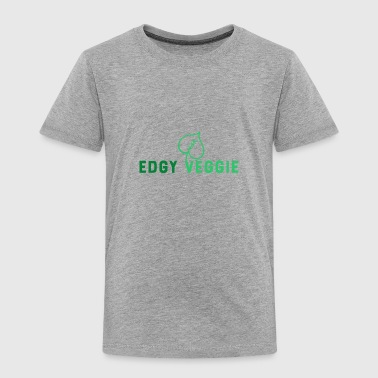 Vegan vegetarian animal welfare gift idea - Toddler Premium T-Shirt