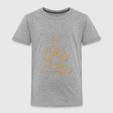 Meditation meditation - Toddler Premium T-Shirt