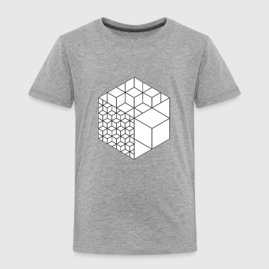 cubes - Toddler Premium T-Shirt