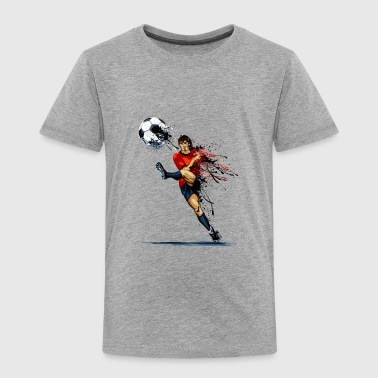 lets football - Toddler Premium T-Shirt