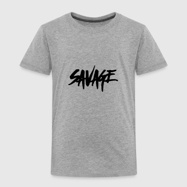 Savage clothing - Toddler Premium T-Shirt