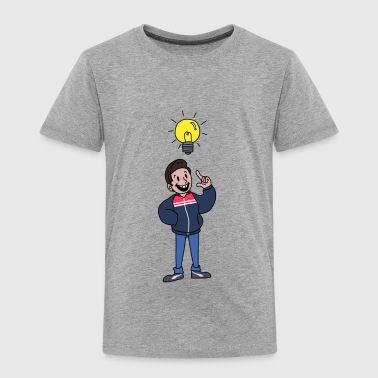 Idea!! - Toddler Premium T-Shirt