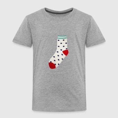 Sock - Toddler Premium T-Shirt