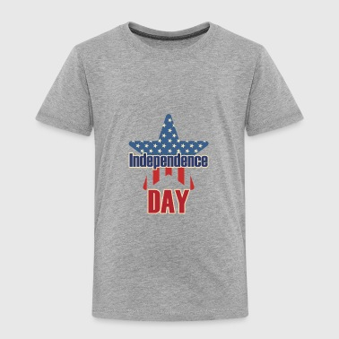 Independence day 4th july USA - Toddler Premium T-Shirt