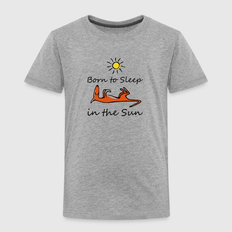 Born to sleep in the sun by lobitosus spreadshirt for Sun t shirts sunland california
