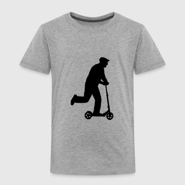 old man - Toddler Premium T-Shirt