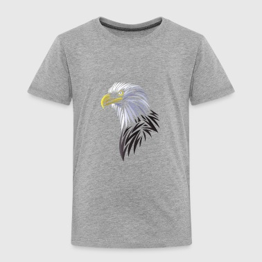 Tribal eagle - Toddler Premium T-Shirt