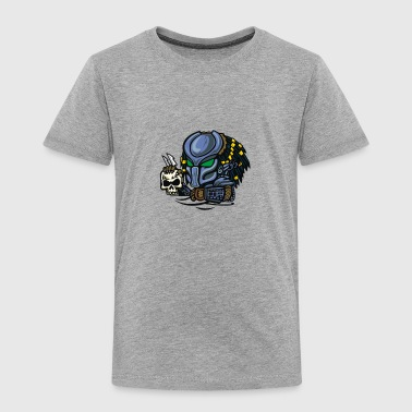 PREDATOR CHEST - Toddler Premium T-Shirt