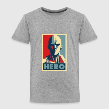 One-punch Man one punch man hero - Toddler Premium T-Shirt