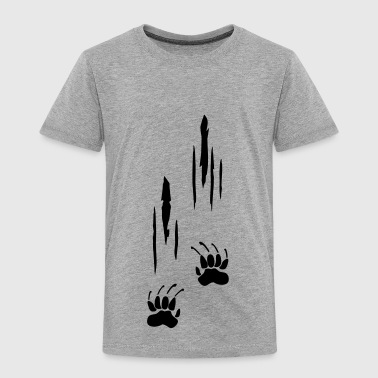Scratches, Claws - Toddler Premium T-Shirt