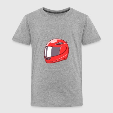 Helmet - Toddler Premium T-Shirt