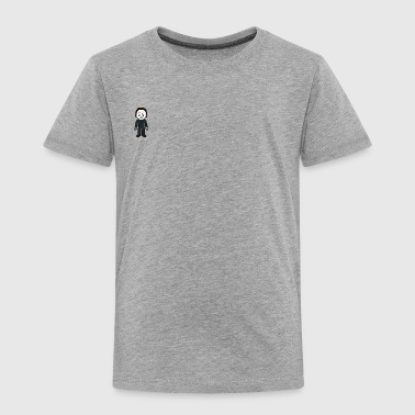 Michael Myers Pixel Art - Toddler Premium T-Shirt