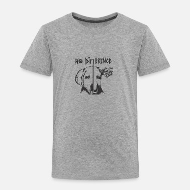 Different NO DIFFERENT - Toddler Premium T-Shirt