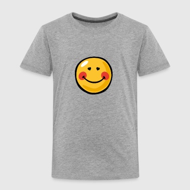 SmileyWorld Lovestruck Smiley - Toddler Premium T-Shirt