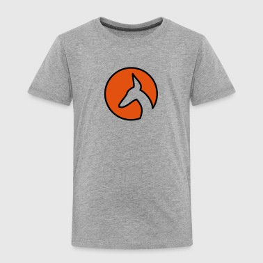 Podenco circle - Toddler Premium T-Shirt
