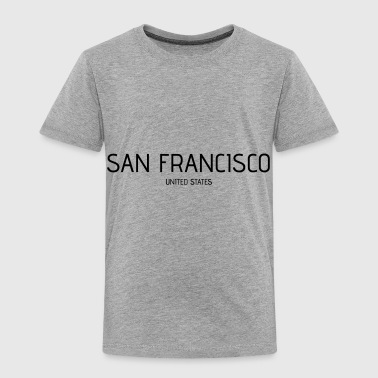 San San Francisco - Toddler Premium T-Shirt