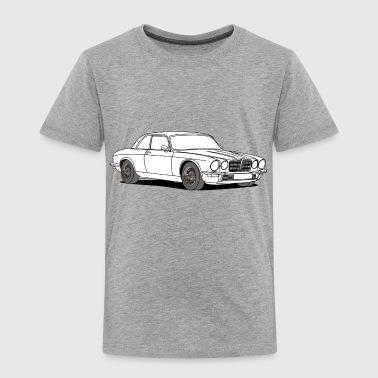 old car - Toddler Premium T-Shirt