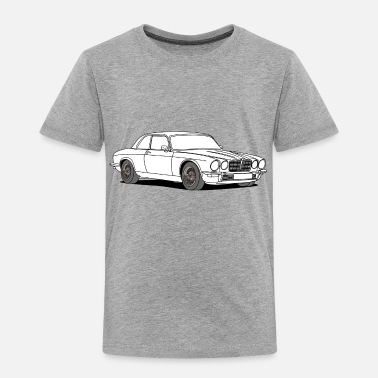70s old car - Toddler Premium T-Shirt
