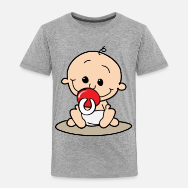 Cute Toddler - Toddler Premium T-Shirt