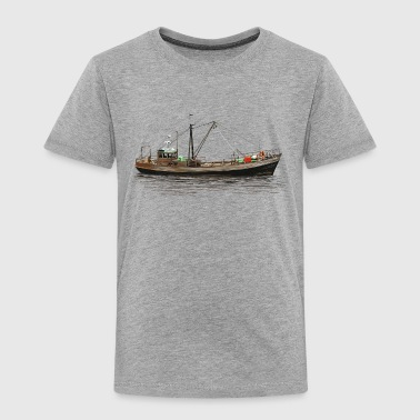 Fiske fishing schip - Toddler Premium T-Shirt