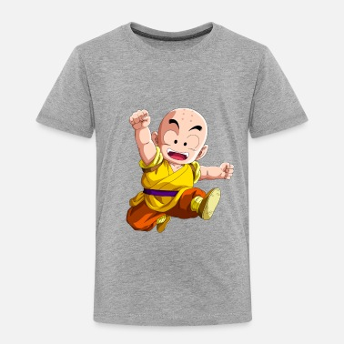 Ball DRAGON BALL Z-KRILIN - Toddler Premium T-Shirt