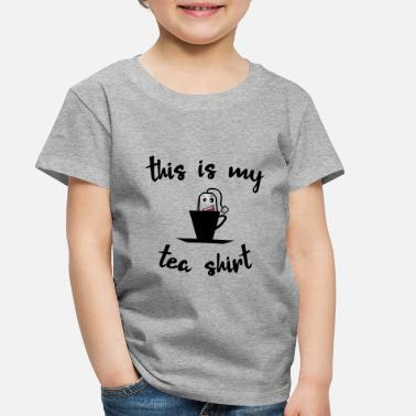 Fun Tea Shirt - Toddler Premium T-Shirt