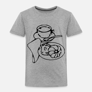Pastries Coffee and Pastry - Toddler Premium T-Shirt