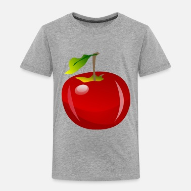 Apple Fruit Apple Fruit - Toddler Premium T-Shirt