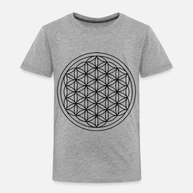 Life Flower Flower of Life - Toddler Premium T-Shirt