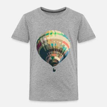 Hot Air Balloon hot air balloon - Toddler Premium T-Shirt