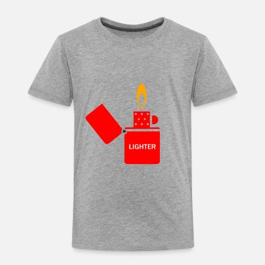 Lighter LIGHTER - Toddler Premium T-Shirt