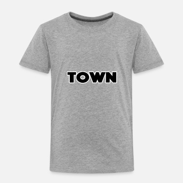 Town Hall town - Toddler Premium T-Shirt