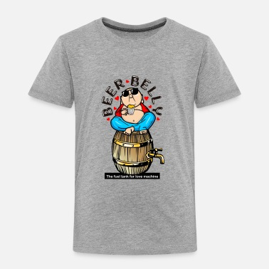 Beer Belly - Toddler Premium T-Shirt